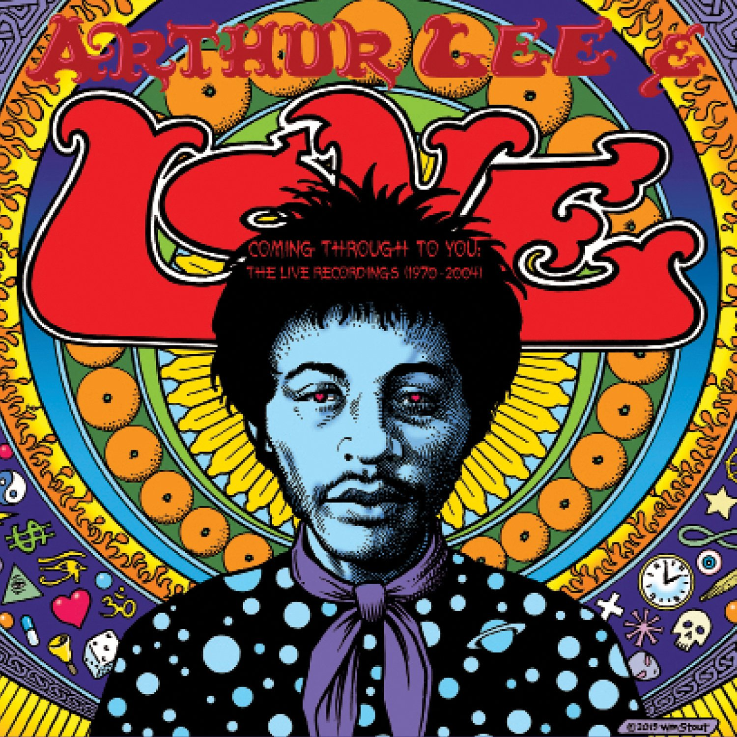 Image result for Arthur Lee and Love – Coming Through To You