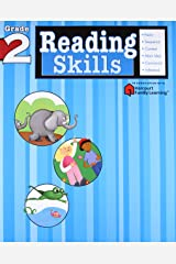 Reading Skills: Grade 2 (Flash Kids Harcourt Family Learning) Paperback