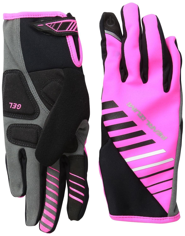 Screaming Pink X-Large Pearl iZUMi Womens Cyclone Gel Gloves