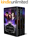 The Vampires of Shadow Hills Series: Book 1-3