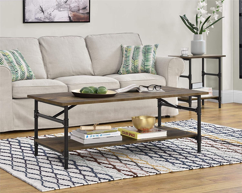 Amazon.com: Ameriwood Home 5370846COM - Mesa de café, diseño ...