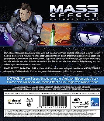 Amazon Com Mass Effect Paragon Lost Movies Tv