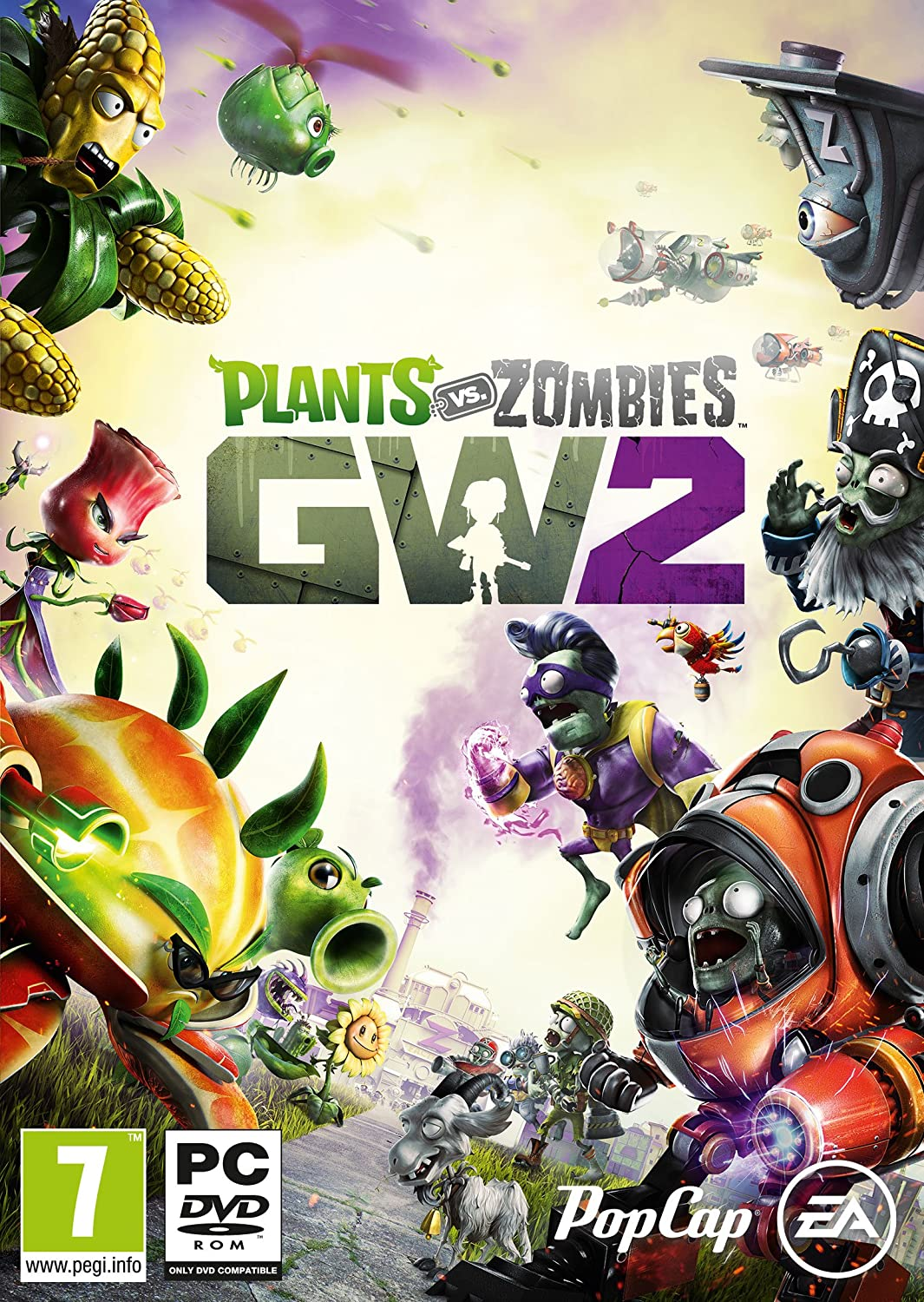 Plants vs Zombies: Garden Warfare 2 (PC DVD)