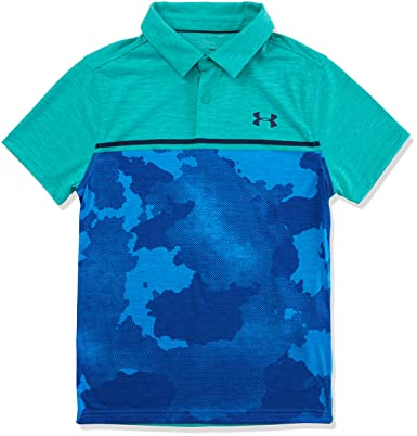 Under Armour Threadborne Bunker Polo - Camisa Polo de Golf Bebé ...