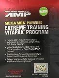 GNC Pro Performance AMP Mega Men Powered Extreme Training Vitapak Program Capsules, 30 Count