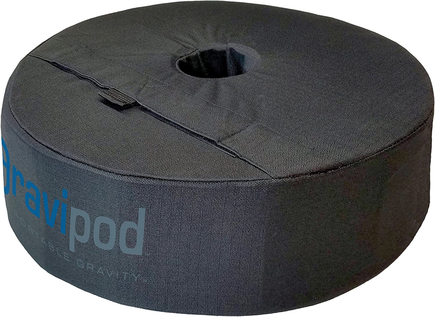 Gravipod 18 Round Umbrella Base Weight Bag – Up To 85 lbs.