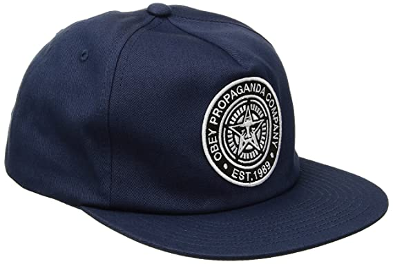 Obey Gorra Established 89 Snapback II NV: Amazon.es: Ropa y accesorios