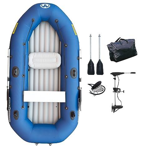 Amazon.com: Aqua Marina Barco de pesca avanzada con T-18 ...