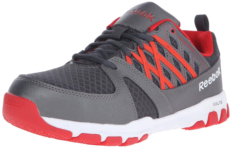 499861922 Amazon.com: Reebok Work Men's Sublite Work RB4005 Athletic EH Safety Shoe:  Shoes