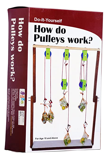 Buy do it yourself project kit pulleys in use online at low prices do it yourself project kit pulleys in use solutioingenieria Choice Image