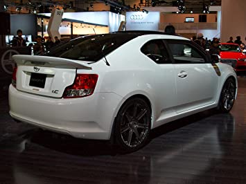 91PnrrGg%2BDL._SX355_ amazon com trunk spoiler for scion tc 2011 2012 2013 2014 automotive 2014 Scion tC Radio Rear at webbmarketing.co