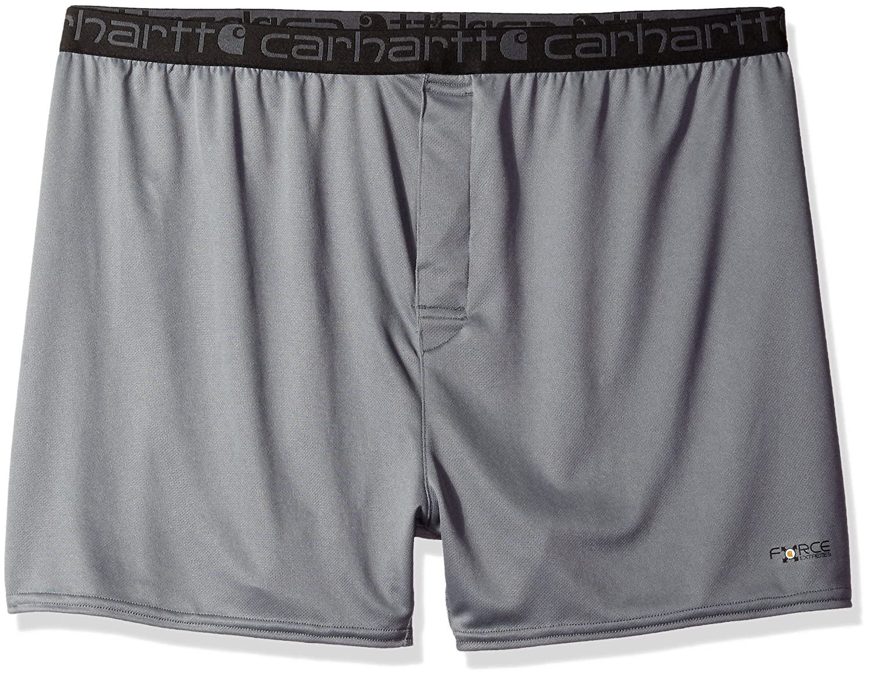 Carhartt Mens Big-Tall Big Tall Base Force Extremes Lightweight Boxer Carhartt Sportswear - Mens 102345B
