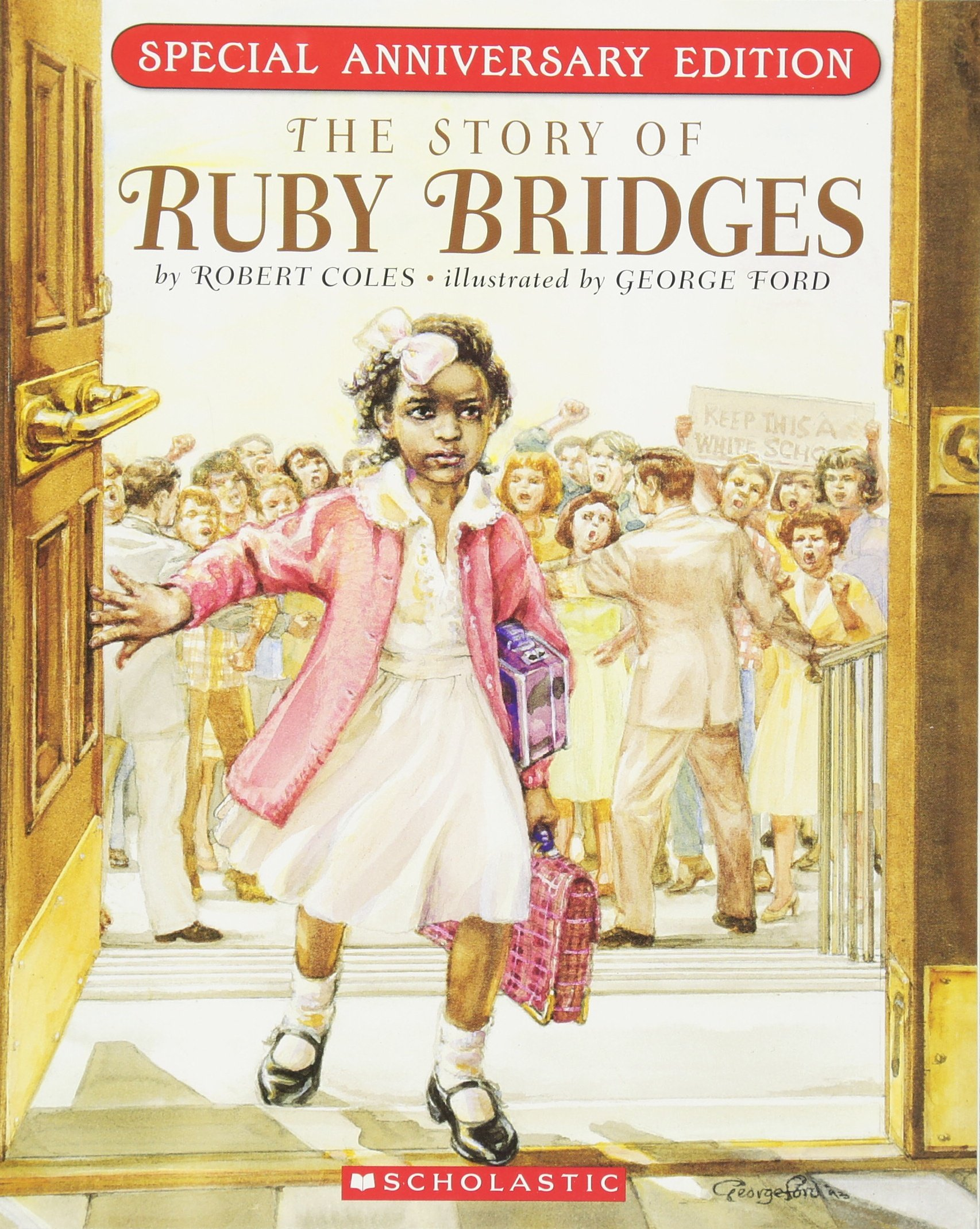 Image result for ruby bridges book