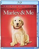 Marley & Me (Three-Disc Bad Dog Edition) [Blu-ray]