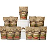 1 Month Entree Bucket Pantry Supply for Emergency Preparedness (60 Servings) by Valley Food Storage