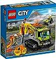 LEGO 60122 City Volcano Explorers Volcano Crawler Building Toy