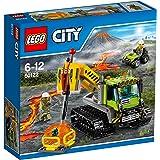 レゴ (LEGO) シティ 火山調査用クローラー 60122