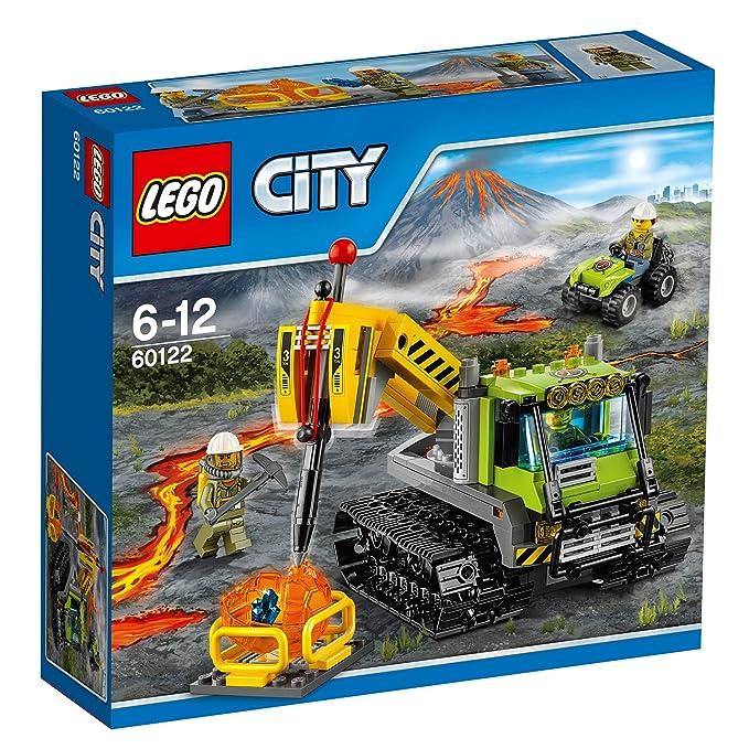 De 60122 Foreuse Chenilles La Lego Jeu Construction À City cFJT1lK