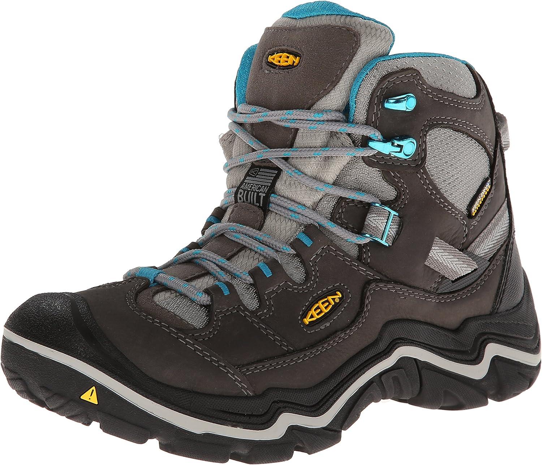 KEEN Women s Durand Mid Waterproof Hiking Boot