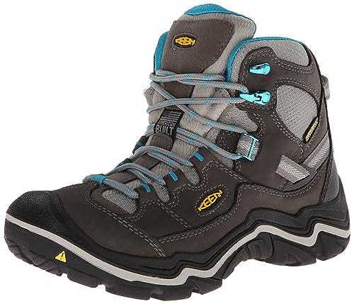 d80156eeea2 KEEN Women's Durand Mid Waterproof Hiking Boot