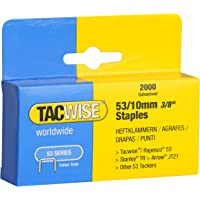 Tackwise 53/10 Staples 10 mm (2000)