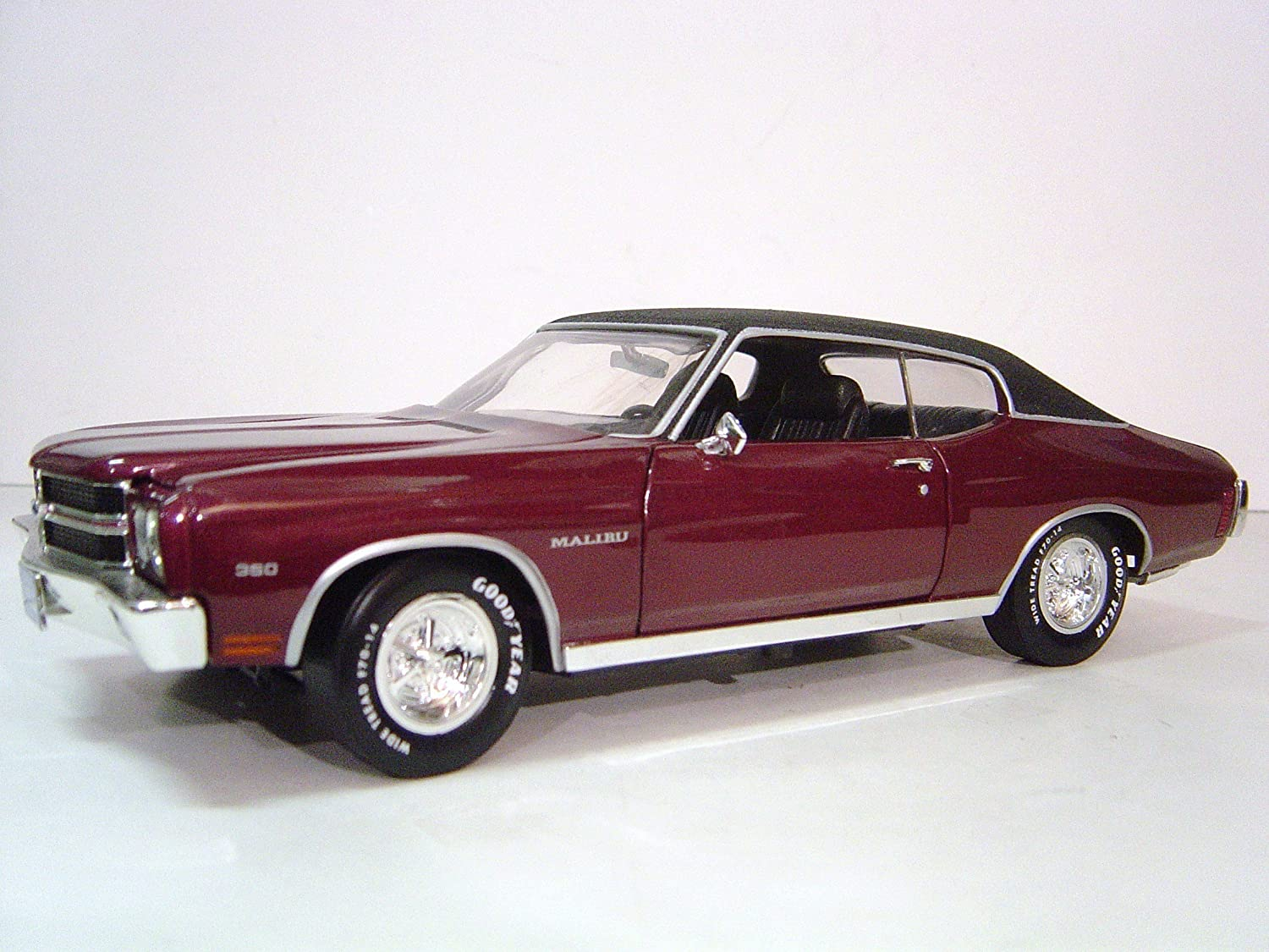 Chevy Chevelle Malibu 1970 1 18 Die Cast Toys Games 1966 Chevrolet Ss