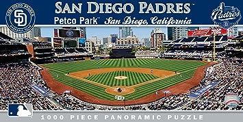 Amazon.com: MasterPieces MLB San Diego Padres Stadium Panoramic ...