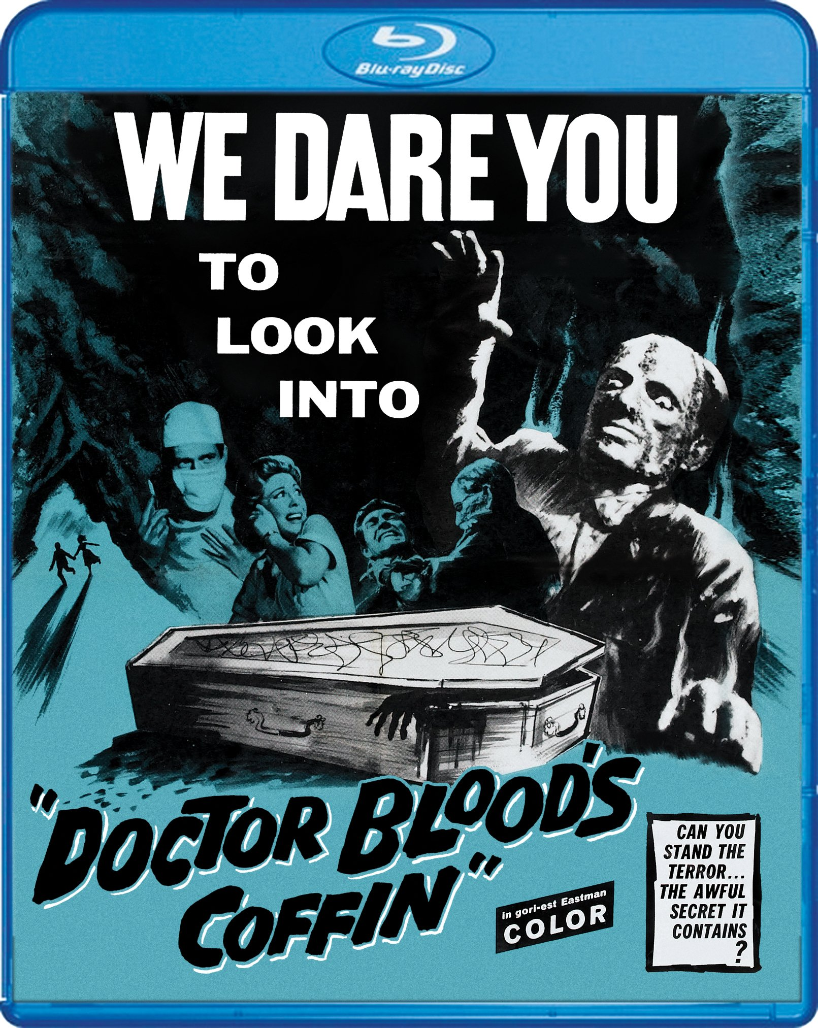 Blu-ray : Doctor Blood's Coffin (Widescreen)