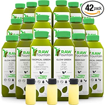 Amazon.com: Zumo para limpiar zumos de Raw Fountain Juice ...