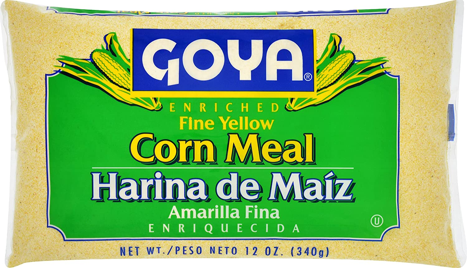 Amazon.com : Goya Foods Extra Fine Yellow Corn Flour, 24-Ounce (Pack of 12) : Corn Meals : Grocery & Gourmet Food