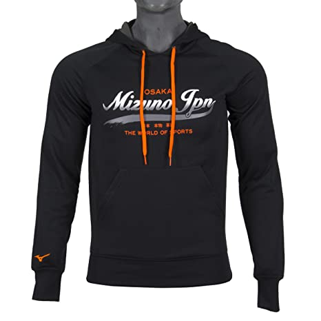 88c833d18e3dab Mizuno Herren Heritage Hoody Sweatshirt: Amazon.de: Sport & Freizeit