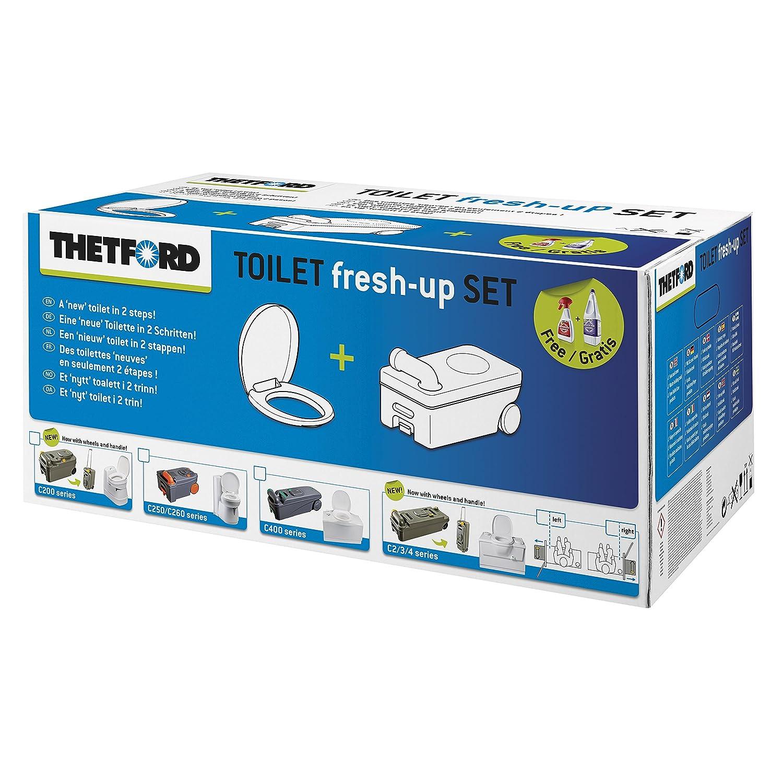 Kit Renov'Toilettes pour C2/C3/C4 version droite - avec cassette à roulette Narbonne Accessoires