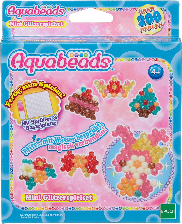 Aquabeads 30289 – Mini Purpurina Juego, Juego de Manualidades para niños: Amazon.es: Juguetes y juegos