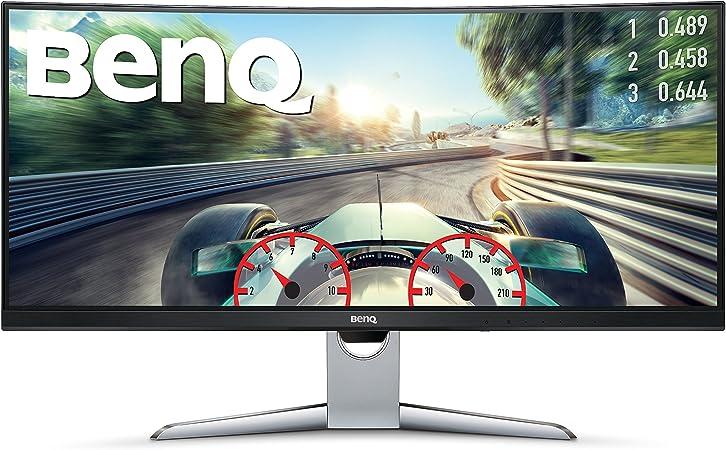"""BenQ EX3501R Monitor Curvo Gaming de 35"""""""