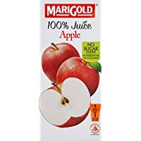 Marigold 100% Juice, Apple, 1L