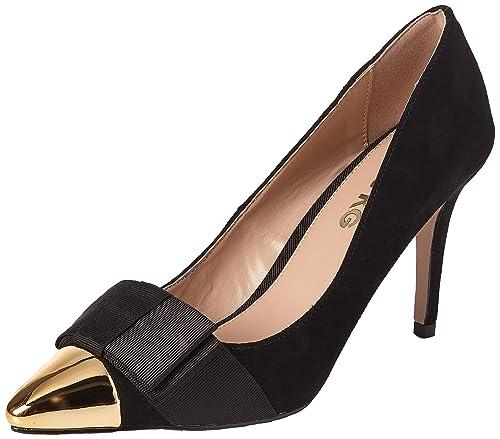 Miss KG Alyssa, Zapatos de Tacón con Punta Cerrada para Mujer, Beige (Nude), 39 EU