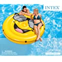Intex Cool Guy Inflatable Island Pool Float
