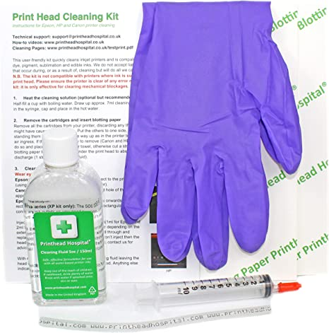 Printhead Hospital Cleaner for Epson Printers - 5oz 150ml