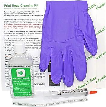 Amazon.com: Printhead Producto de limpieza para impresoras ...