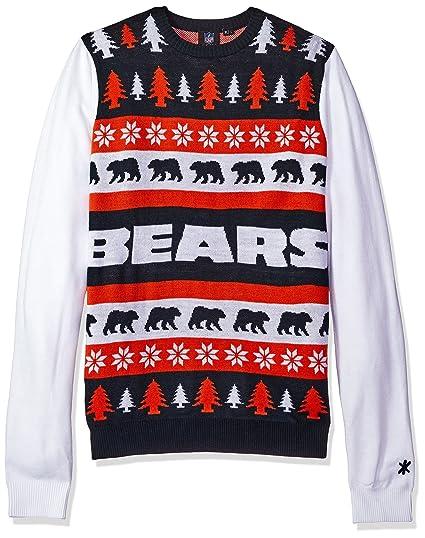 8970ddb8ff4 Amazon.com   FOCO NFL Wordmark Sweater   Sports   Outdoors