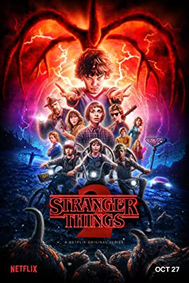 Stranger Things 2 created by the Duffer Brothers