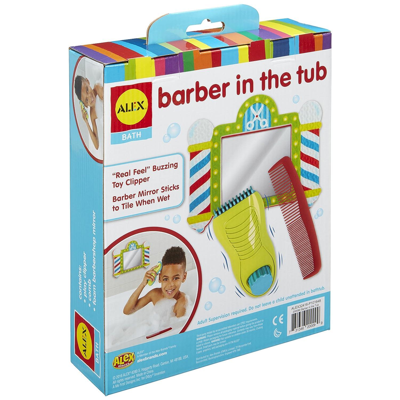 ALEX Toys Barber in The Tub Bathtub Toy 200090