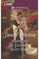 The Governess's Secret Baby (The Governess Tales Book 4) Kindle Edition