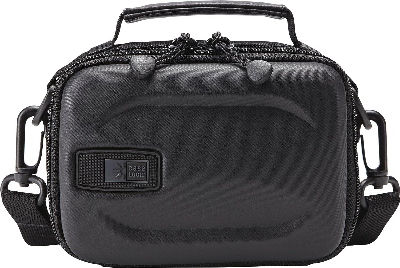 amazoncom case logic ehc 103 compact camcorder case black camcorder bag camera photo
