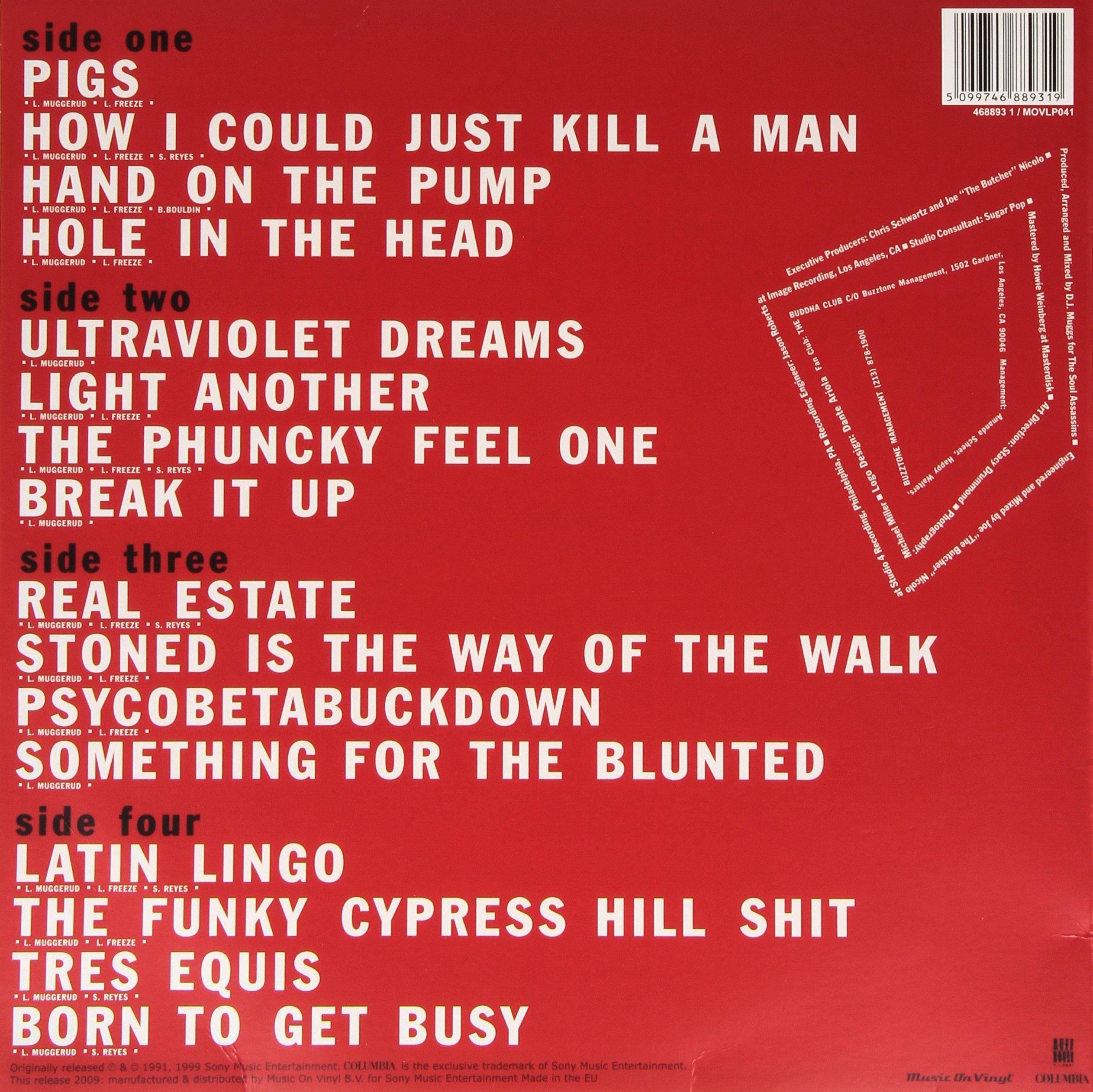 Cypress Hill [Vinyl] by VINYL