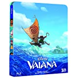 Vaiana 3D (2016) [Blu-ray]