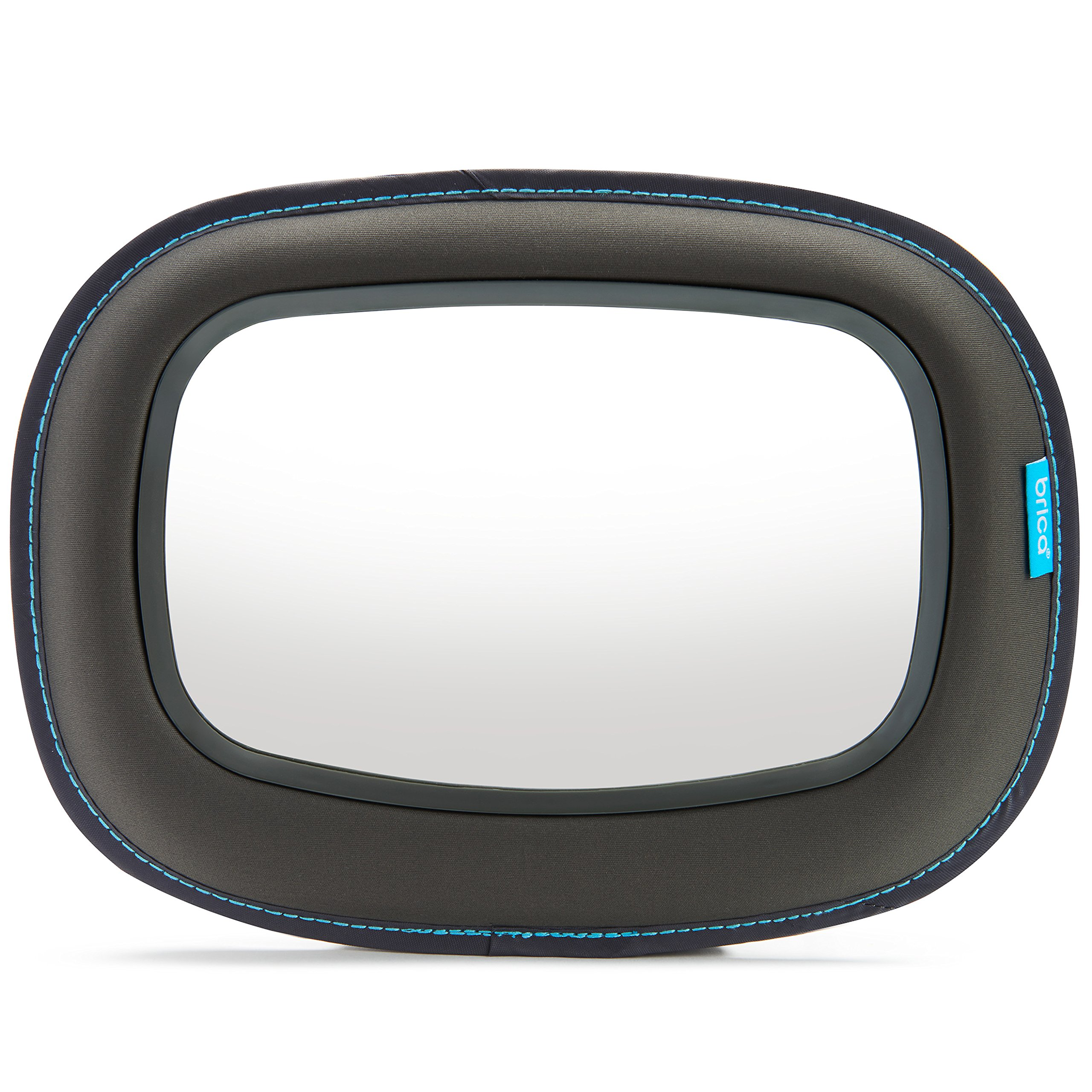 Brica Vivid Reflection Baby In-Sight Car Mirror, Crash Tested and Shatter Resistant by Brica (Image #1)