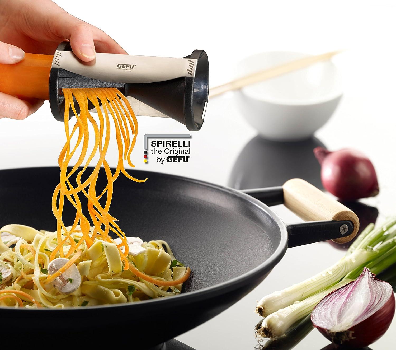 Amazon GEFU Spirelli Spiral Slicer Slicers Kitchen & Dining
