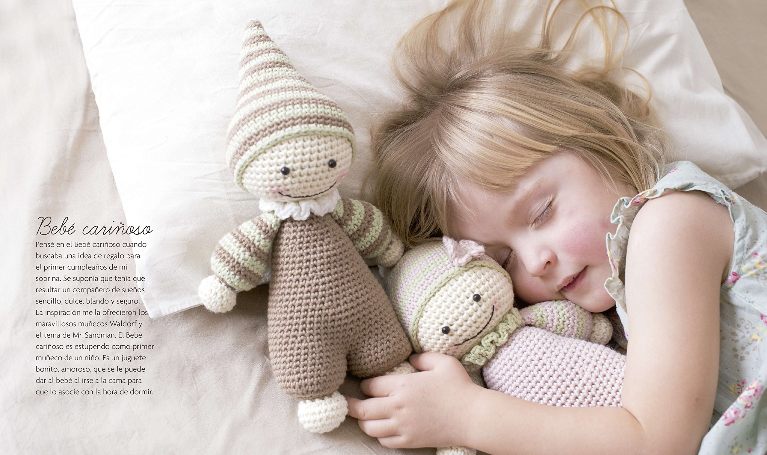 Muñecos mágicos amigurumi : 15 proyectos para tejer a ganchillo de ...