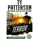 Terror: A Covert-Ops Suspense Action Novel (Zeb Carter Thrillers Book 4)